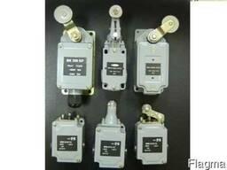 Выключатель путевой ВПК-2010 ВПК-2110 ВПК-2112