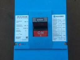 Выключатели автоматические 400А ТМ Elvert