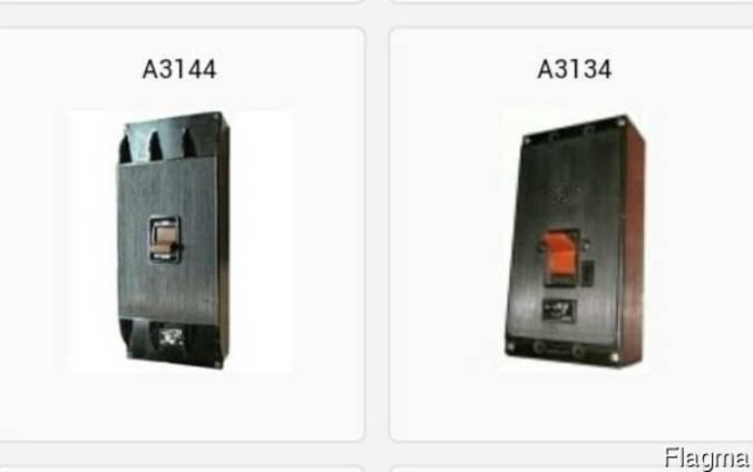 Выключатели автоматические A3726 А3716 А3796 АВ ВА5239, АП50