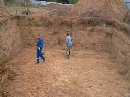 Выкопать бассейн Одесса