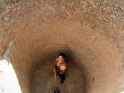 Выкопать канализацию и колодец в Чернигове и в селе