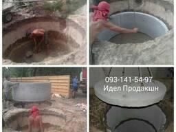 Выкопать выгребную яму Одесса