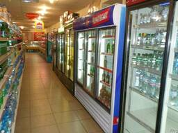 Выкупаем холодильное оборудование бу, стеллажи бу