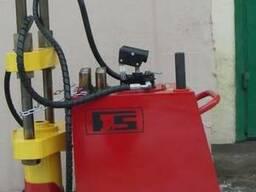 Выпрессовщик шкворней ВШМ-50