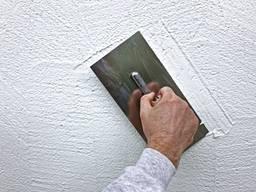 Выравнивание стен потолков