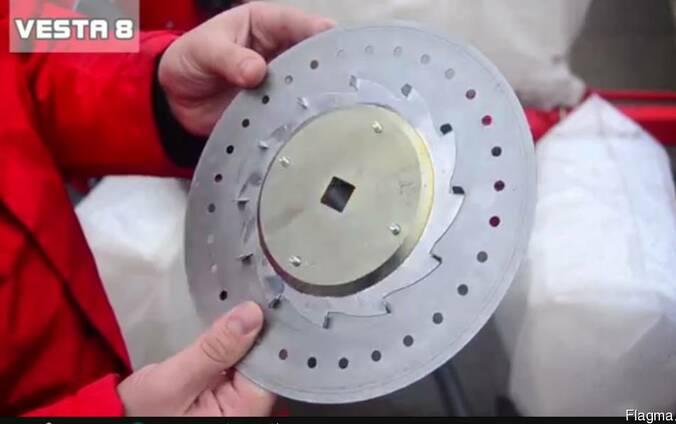 Высевающие диски упс вега