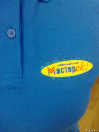 Вышиваем логотипы на любой форме одежды