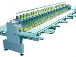 Вышивальные машинки немецкой фирмы ZSK