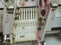 Вышивальные машинки немецкой фирмы ZSK - фото 2