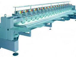 Вышивальные машинки немецкой фирмы ZSK - фото 3