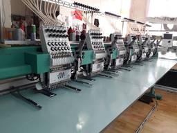 Вышивка промышленная