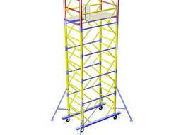 Вышка - тура 1.2х2.0, 2.0х2.0, 0.8х1.6 высота от 2м.-22м.