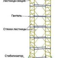 Вышка - тура 1, 2х2 Этажность 7 плюс 1
