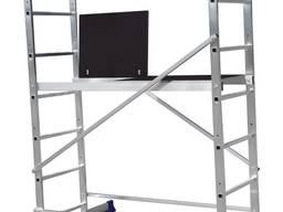 Вышка-тура строительная алюминиевая рабочая высота 3. 0 (м)