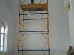 Вышка-тура строительная 1.2х2.0 4*1 бесплатная доставка