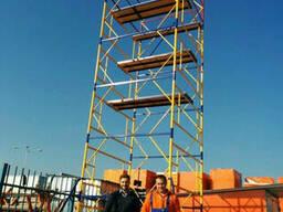Вышка-тура строительная - фото 5