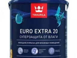 Высококачественные интерьерные краски и покрытия Tikkurila