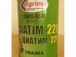 Высокотемпературная смазка Циатим 221