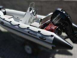 Высшее наслаждение прокатиться на лодке Риб 450