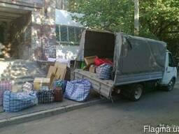 Вывоз бесплатно освобождения квартир. дач. домов. подвалов.