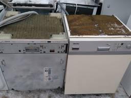 Вывоз и утилизация посудомоечных машин в Киеве