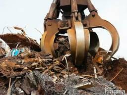 Вывоз металлолома в Киев и области. Демонтажные работы