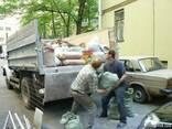 Вывоз мусора (строительный, бытовой, ветки, мебель). Любой обьем. - фото 2