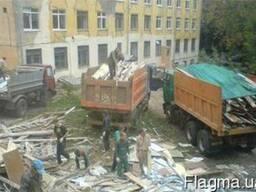 Вывоз мусора и строительных отходов в Севастопле