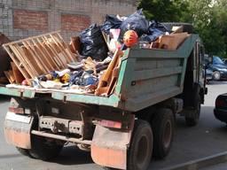 Вывоз хлама, мебели, мусора и пр. Есть грузчики.