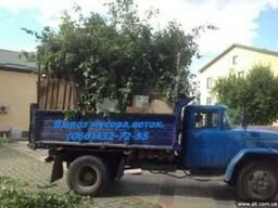 Вывоз мусора-старой мебели Киев.