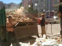 Вывоз мусора вынос погрузка мусора Винница