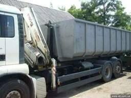 Вывоз очень больших объёмов мусора за один раз