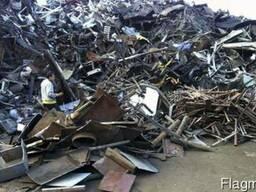Вывоз, прием металлолома, демонтаж, резка.