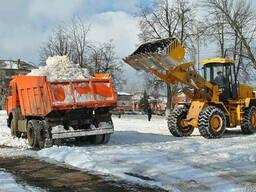 Вывоз снега. Уборка и чистка от снега. Вывоз мусора.
