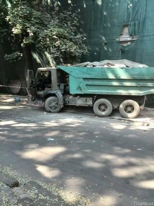 Вывоз строительного и бытового мусора погрузка вынос хлама в