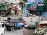Вывоз мусора, строительного, любого. Грузчики. Херсон. - фото 3