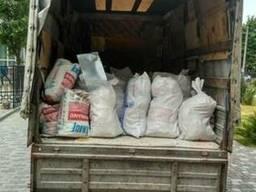 Вывоз строительного мусора, хлама до 2, 5 тонн. Грузчики.