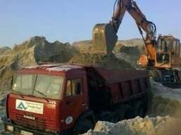 Вывоз строительного мусора, хлама и др.