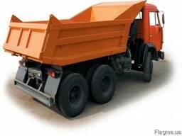 Вывоз Строительного мусора, хлама. Камаз и грузчики