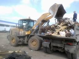 Вывоз строительного мусора Хлама Уборка территории