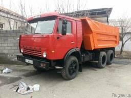 Вывоз строительного мусора и хлама Камаз и грузчики