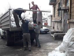 Вывоз строительного мусора и хлама. Услуги грузчиков
