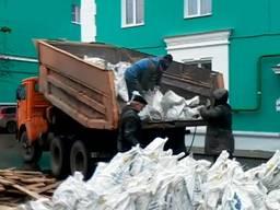 Вывоз строительного мусора камаз зил газель
