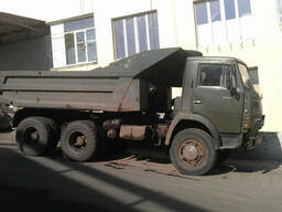 Вывоз строительного мусора Камаз, Зил Киев