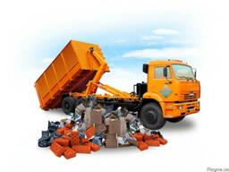 Вывоз строительного мусора, старой мебели, техники и т. д.