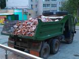 Вывоз строительного мусора, ветхих строений. Доставка всех видов сыпучих стройматериалов - фото 1