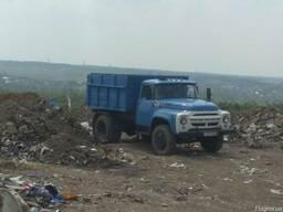 Вывоз строительных отходов Зил , Камаз в Донецке