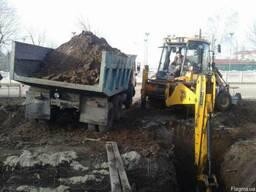 Вывоз строй мусора,снега,грузчики,дрова,вывоз грунта Киев и