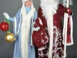 Вызов Деда Мороза домой