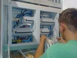 Вызов электрика в Макеевке.ремонт и замена проводки.